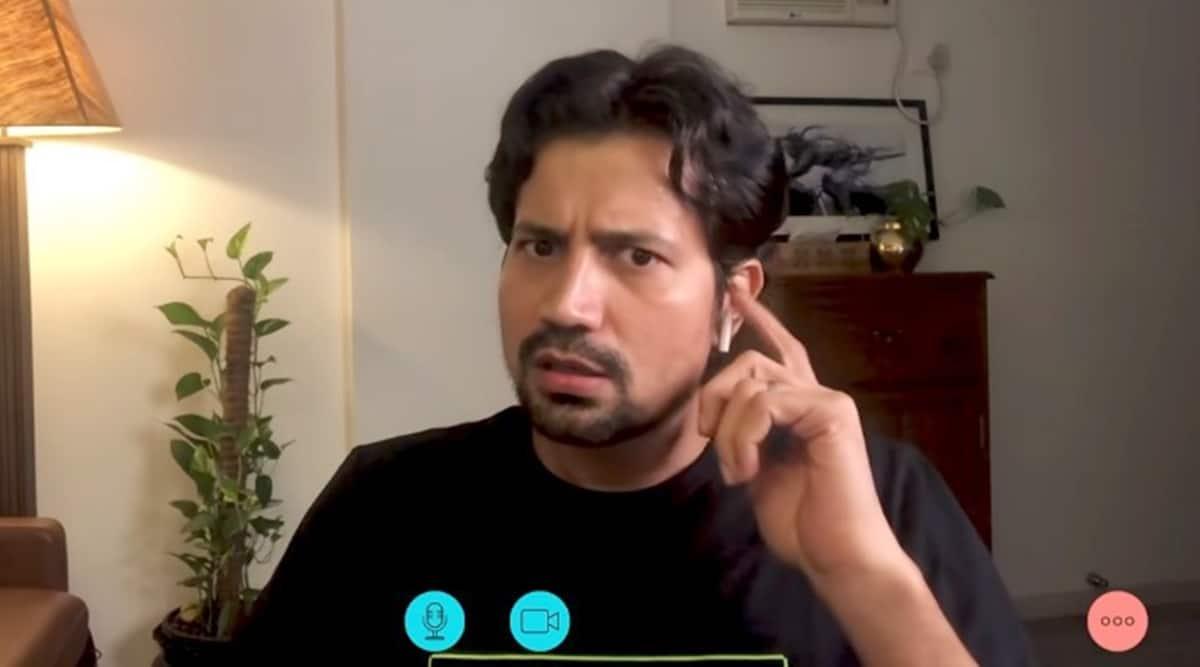 sumeet vyas web shows wakaalat from home