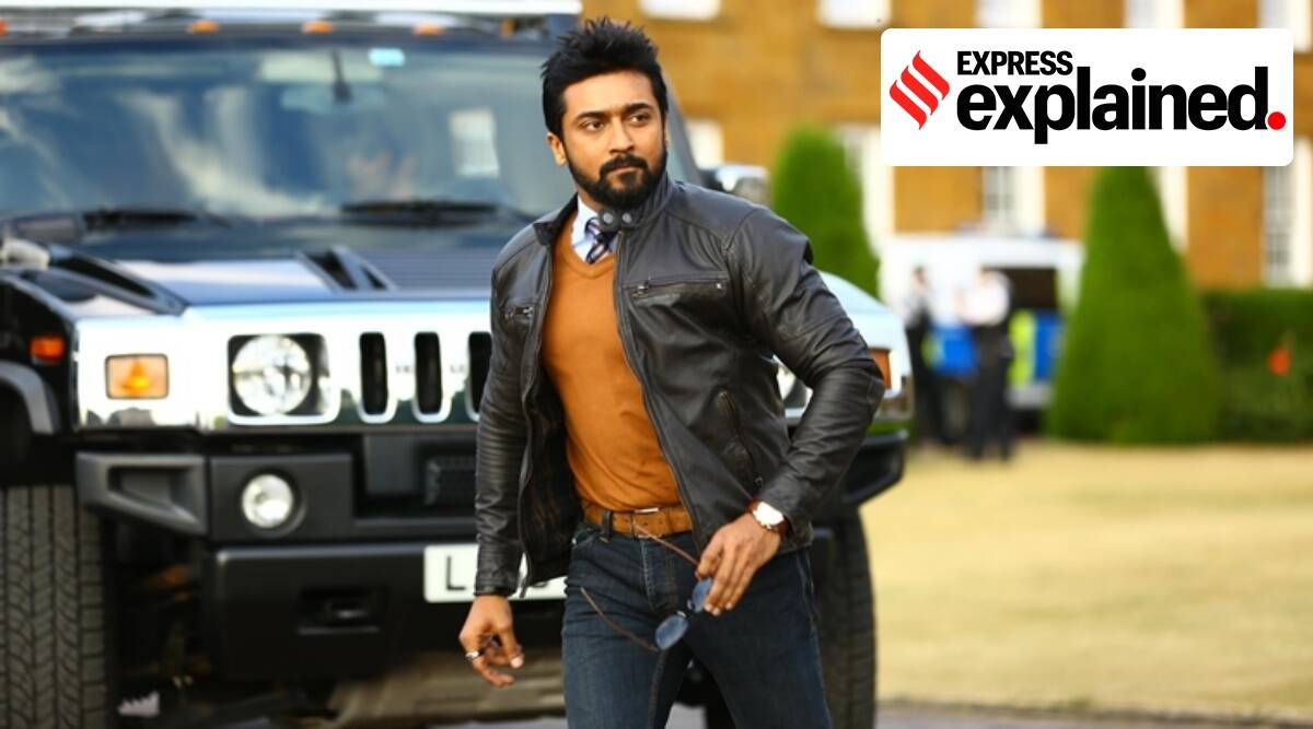 Explained: Why top Tamil actor Suriya's remarks on NEET are being scrutinised for contempt of court - The Indian Express
