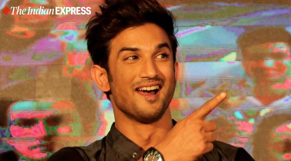 Sushant singh rajput suicide, aiims report Sushant death, Sushant Singh rajput death, Sushant death Mumbi police, Sushant death Anil Deshmukh,  Anil Deshmukh Maharashtra, BJP Sushant Rajput death, Indian Express news