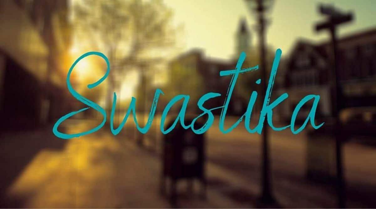 swastika new york town, swastika town, nazi, sanskrit, united states, indian express