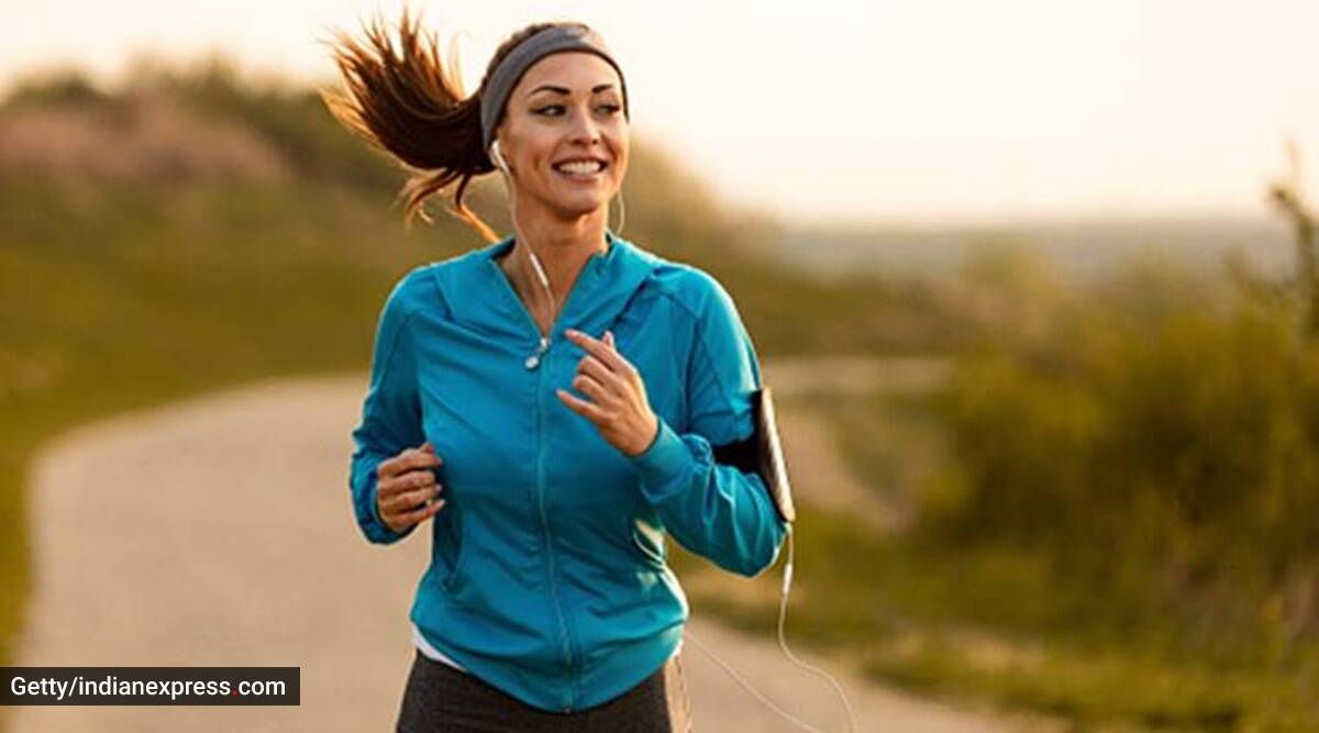 workouts and skincare, indianexpress.com, skincare issues while working out, how to take care of sweat, sweating and skincare, acne, indianexpress, dr geetika mittal gupta