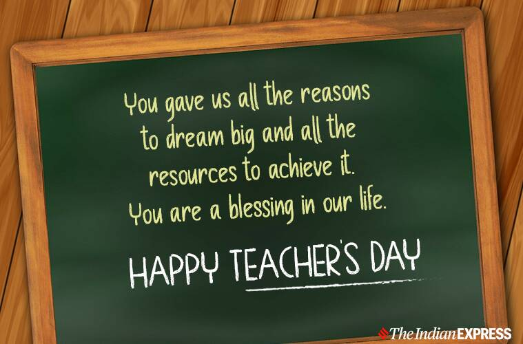 happy teacher's day 2020 wishes images status quotes