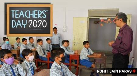 national teachers award, best teacher award, teachers day award, teachers day indian, education news, teachers day president award indianexpress, education news