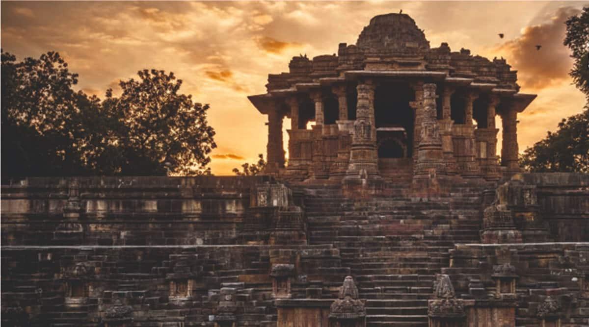 Gujarat tourism, gujarat heritage tourism policy, gujarat heritage hotels, gujarat historic structures, indian express news