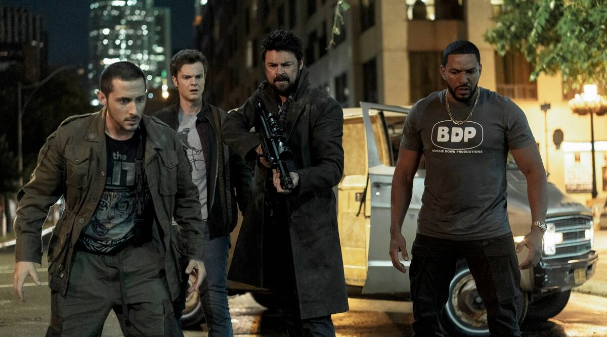 The Boys season 2 review: Karl Urban series is an absolute humdinger |  Entertainment News,The Indian Express