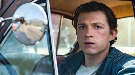 Devil All the Time, Devil All the Time trailer, tom holland, tom holland Devil All the Time