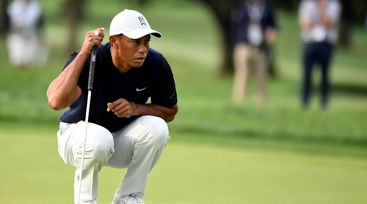 Tiger Woods taken to hospital after California car crash - The Indian Express