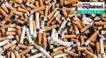 Ban on loose cigarettes, loose cigarettes ban Maharashtra, tobacco use India, tobacco rules India, WHO FCTC, COTPA, express explained, indian express