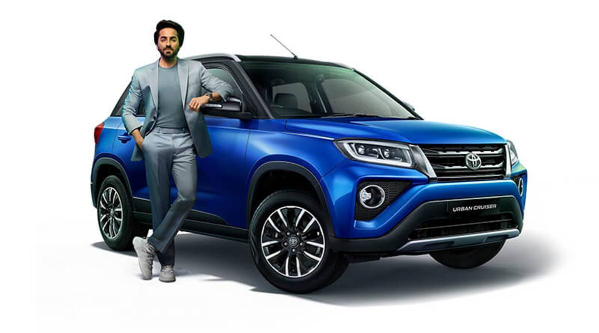 Toyota Urban Cruiser Launched In India Price Starts From Rs 8 4 Lakh Business News The Indian Express
