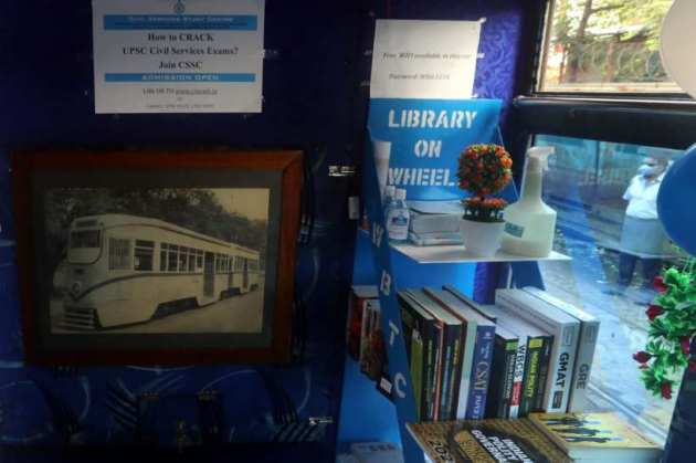 kolkata tram, kolkata tram library, kolkata tram library, kolkata tram library, indian express, indian express news