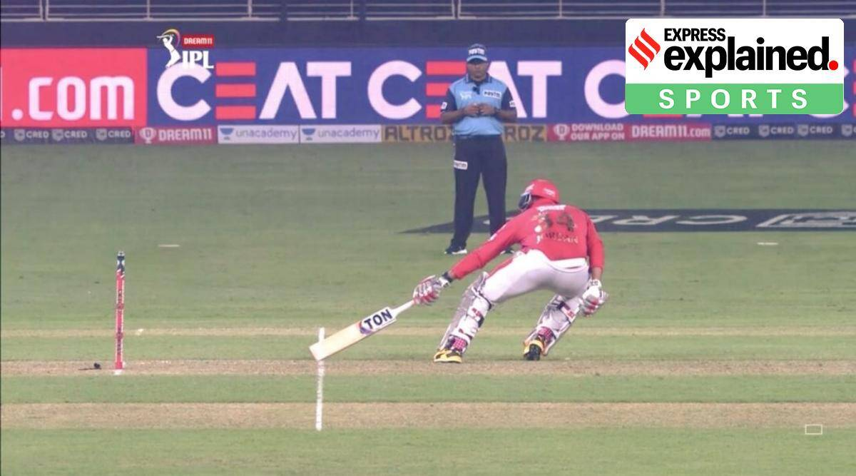 Explained: Why IPL third umpire couldn't overturn the 'short run' decision against KXIP's Chris Jordan