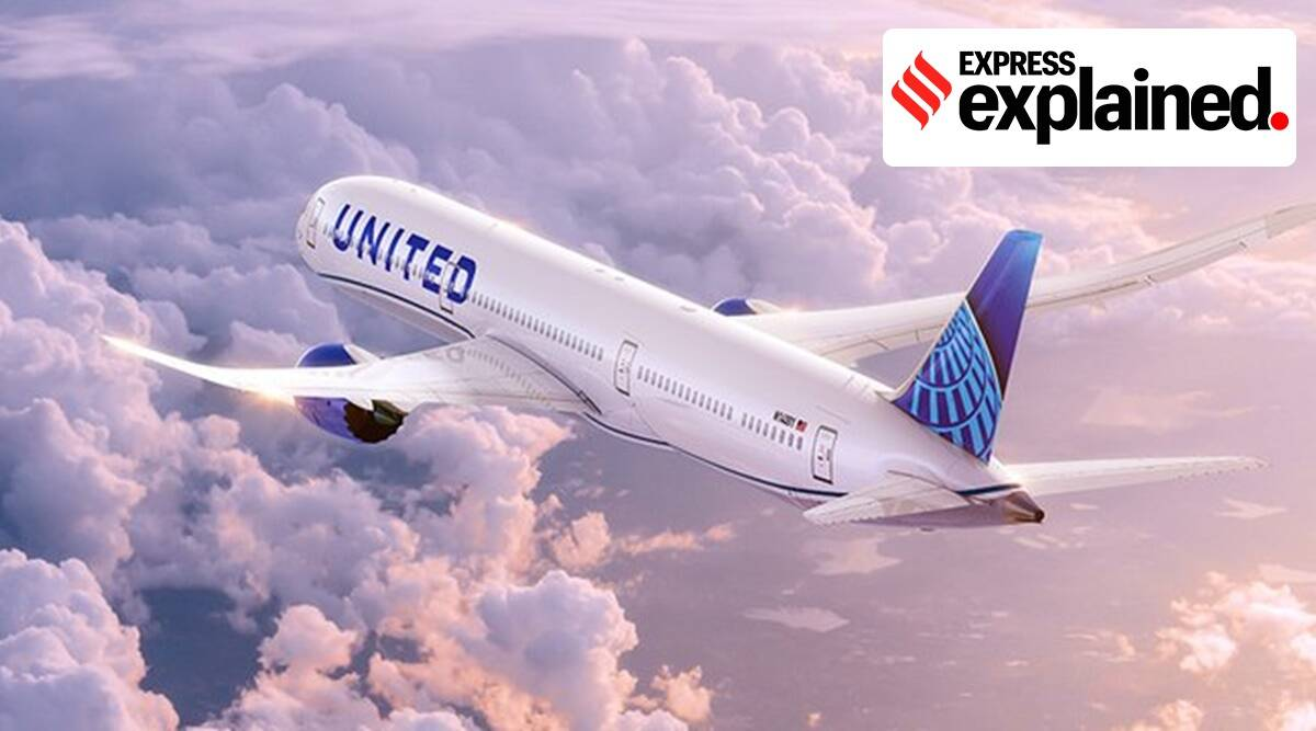 United airlines, United airlines India flights, US India direct flights, New Delhi-Chicago flight, New Delhi-Chicago United airlines flights, Express Explained, Indian Express
