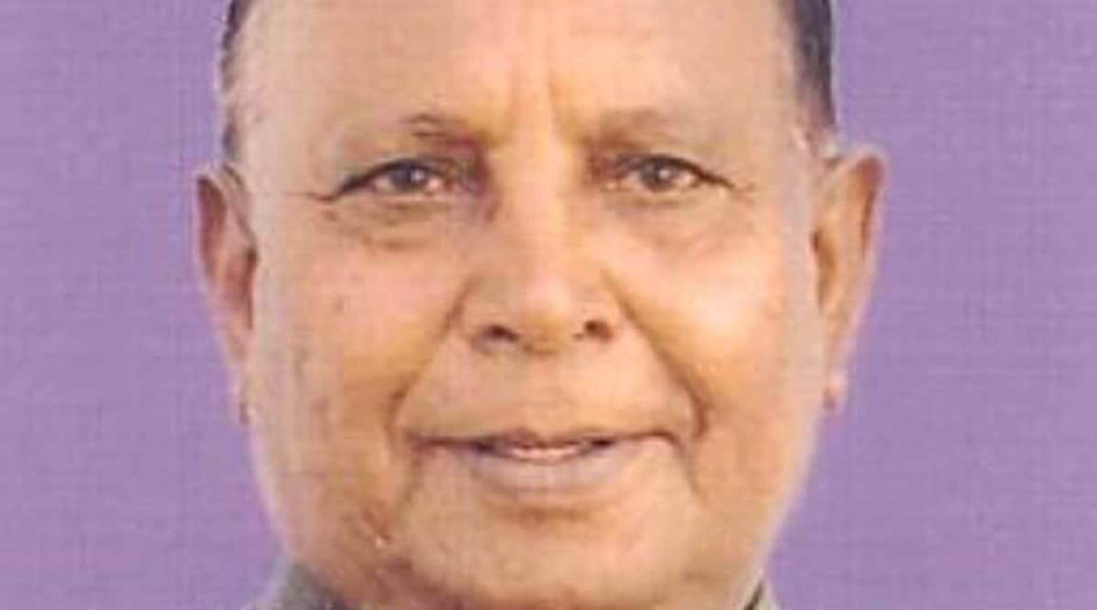 Liladhar Vaghela, Liladhar Vaghela illness, Liladhar Vaghela death, Liladhar Vaghela dead, indian express news