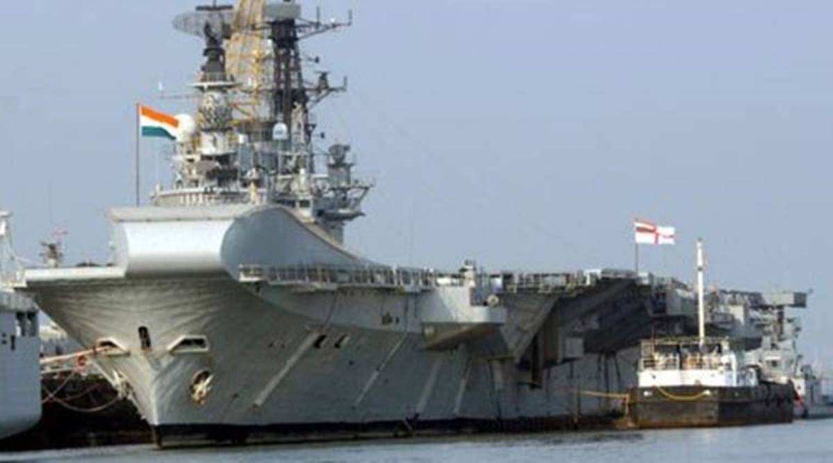 INS Viraat can't survive beyond 10-15 years, if converted to museum: Mandaviya