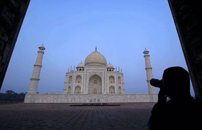 Taj Mahal, Taj Mahal coronavirus, Taj Mahal Covid-19 pandemic, Taj Mahal coronavirus, Taj Mahal news, Taj Mahal tickets, Taj Mahal Agra, india news