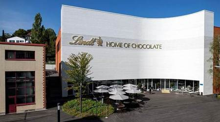 Lindt Home of Chocolate, chocolate museum in Zurich, world's largest chocolate museum, indian express news