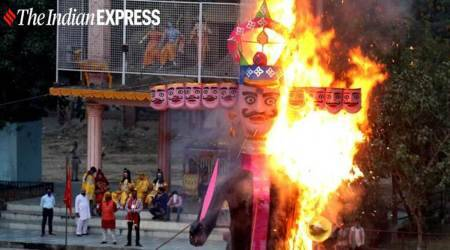 Dussehra, Dussehra photos, Dussehra celebrations in india, Dussehra in india,Dussehra photos, Dussehra, indian express, indian express news