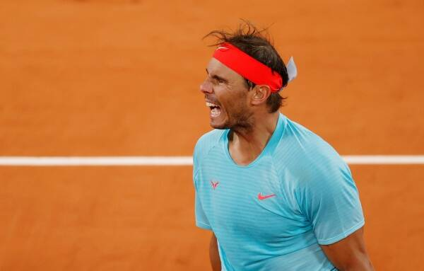 Nadal, French Open 2020