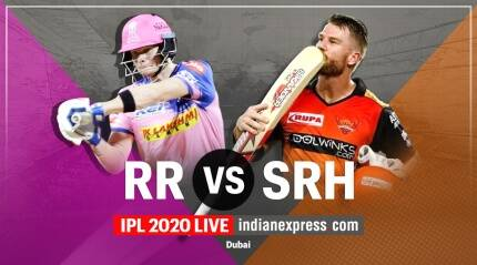 IPL | Sunrisers Hyderabad beat Rajasthan Royals by 8 wickets