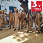 Uttar Pradesh Police personnel