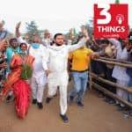 Tejashwi Yadav on the campaign trail