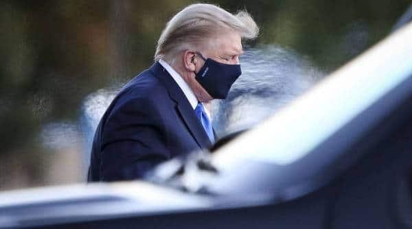 Donald Trump, Trump news, Trump Covid-19, Trump health update, Trump coronavirus update, Indian Express