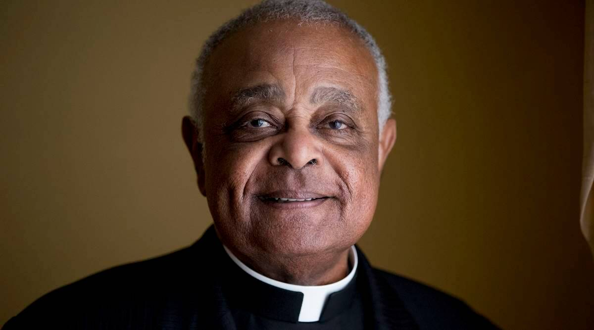 Pope Francis names US' first black cardinal