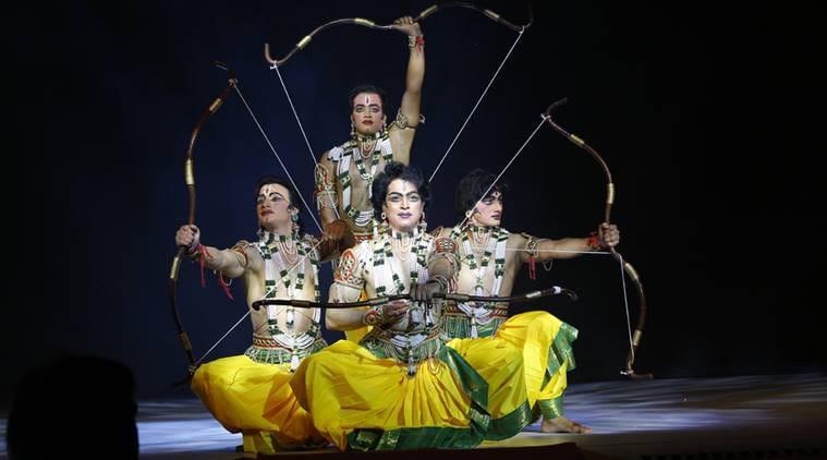 shri ram dance drama