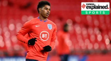 How England's football star Marcus Rashford is fighting against child hunger in the UK