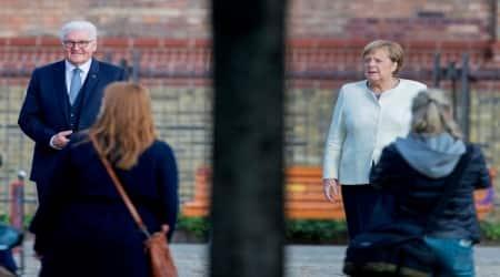 Angela Merkel, Frank-Walter Steinmeier, Germany, Germany Reunification Anniversary
