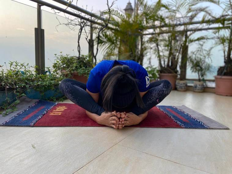yoga for kids, interesting yoga postures for kids, yoga poses for kids, animal yoga poses for kids, parenting, indian express news