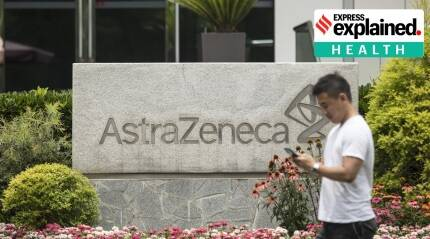 Explained: Is death in Brazil a blow for AstraZeneca Covid-19 vaccine?