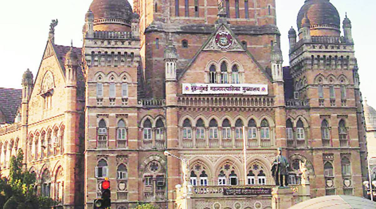 Shiv sena and BJP tussle, BMC control, Mumbai news, Maharashtra news, Indian express news