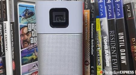 BenQ GV1, BenQ GV1 portable projector, BenQ GV1 price in india, BenQ GV1 specs, BenQ GV1 features, portable projectors to buy in india