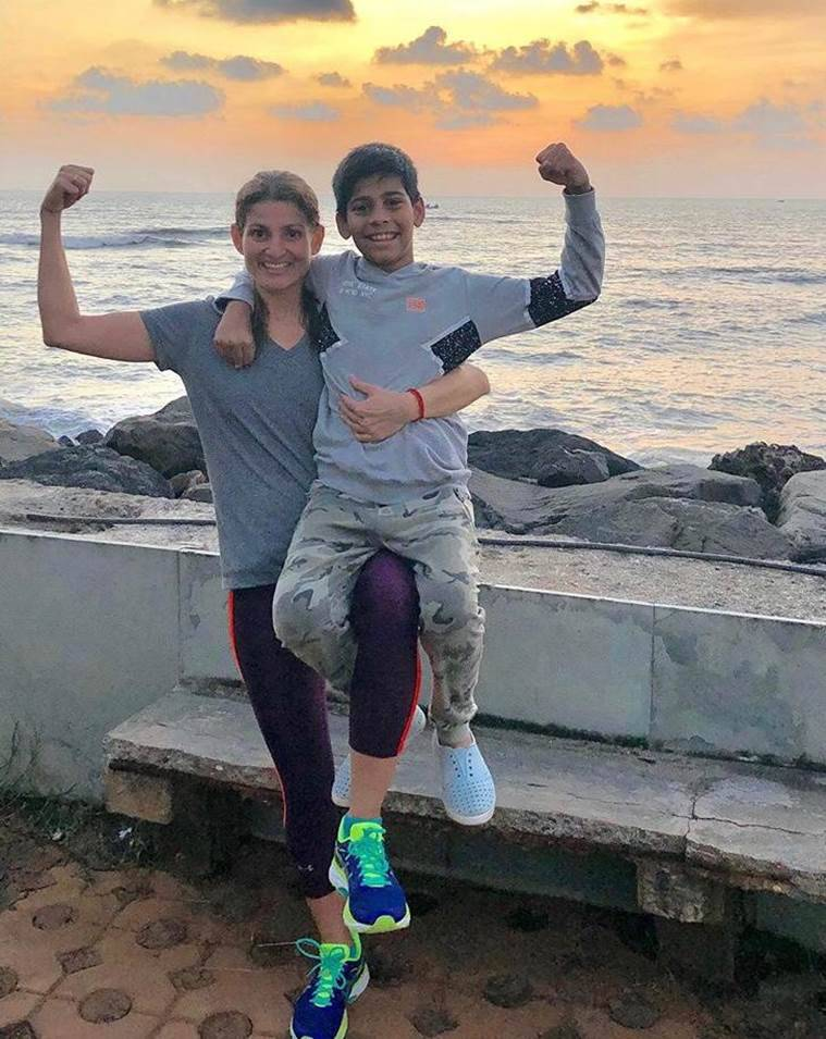 Bhavna Harchandrai, Bhavna Harchandrai on fitness, Bhavna Harchandrai on fitness for mothers, parenting, indian express news