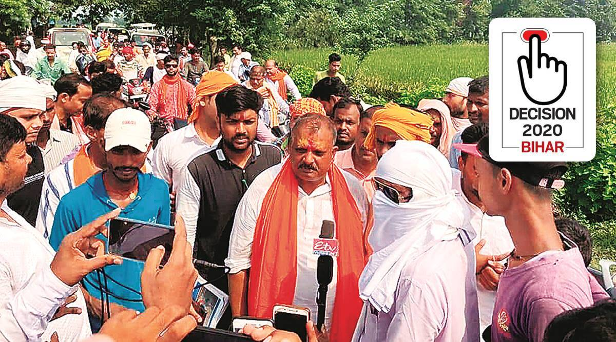 'Chup chaap bungla chhaap': Veteran BJP hand's new LJP pitch