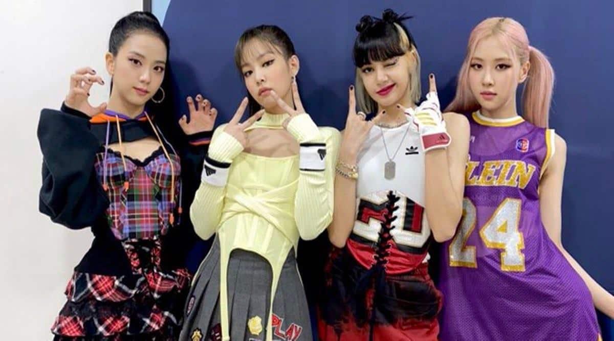 South Korea's Blackpink Girl Group