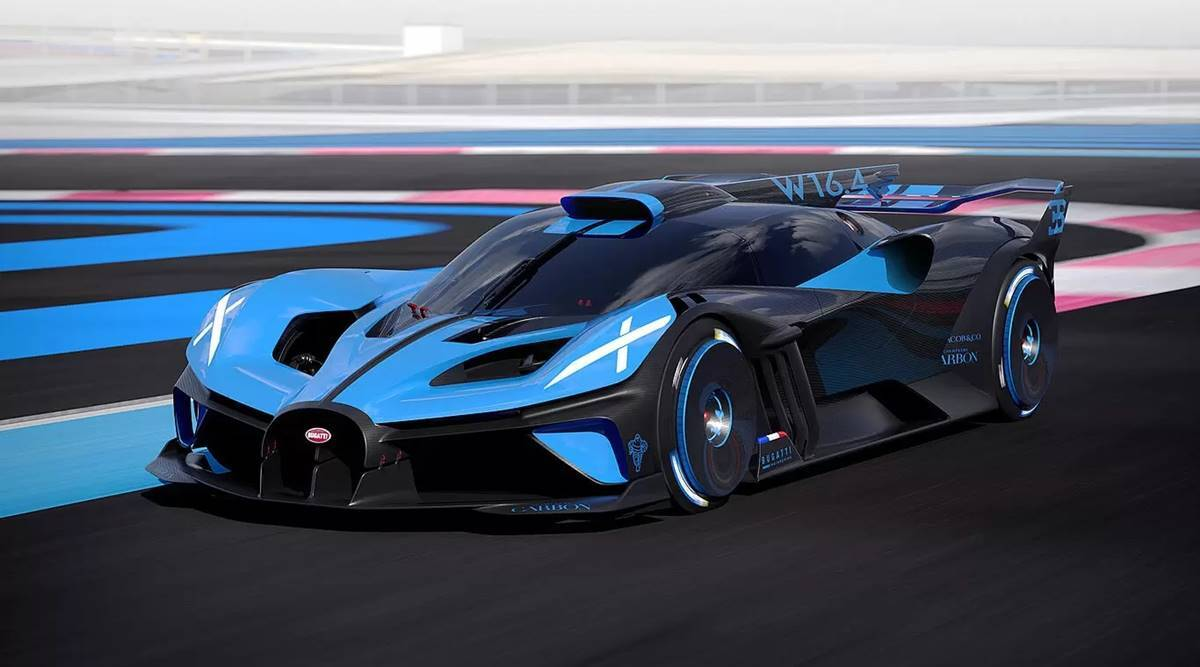 Bugatti New Hypercar This New Lightweight Bugatti Hypercar Can Top 500 Kmph Know Expected Price In India