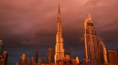 Burj Khalifa, Dubai, Emaar