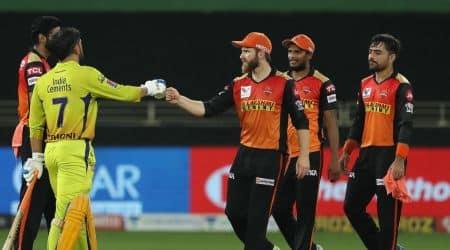 CSK vs SRH, SRH beat CSK, IPL 2020