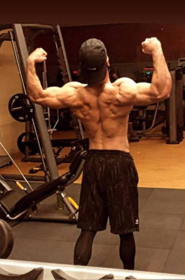 asim riaz workout