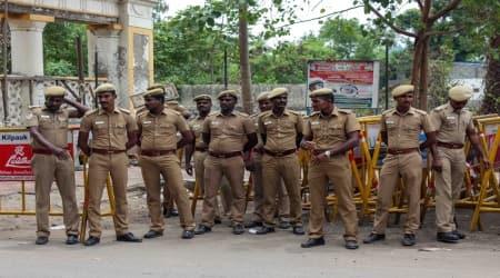 Chennai Police, Tamil Nadu Police