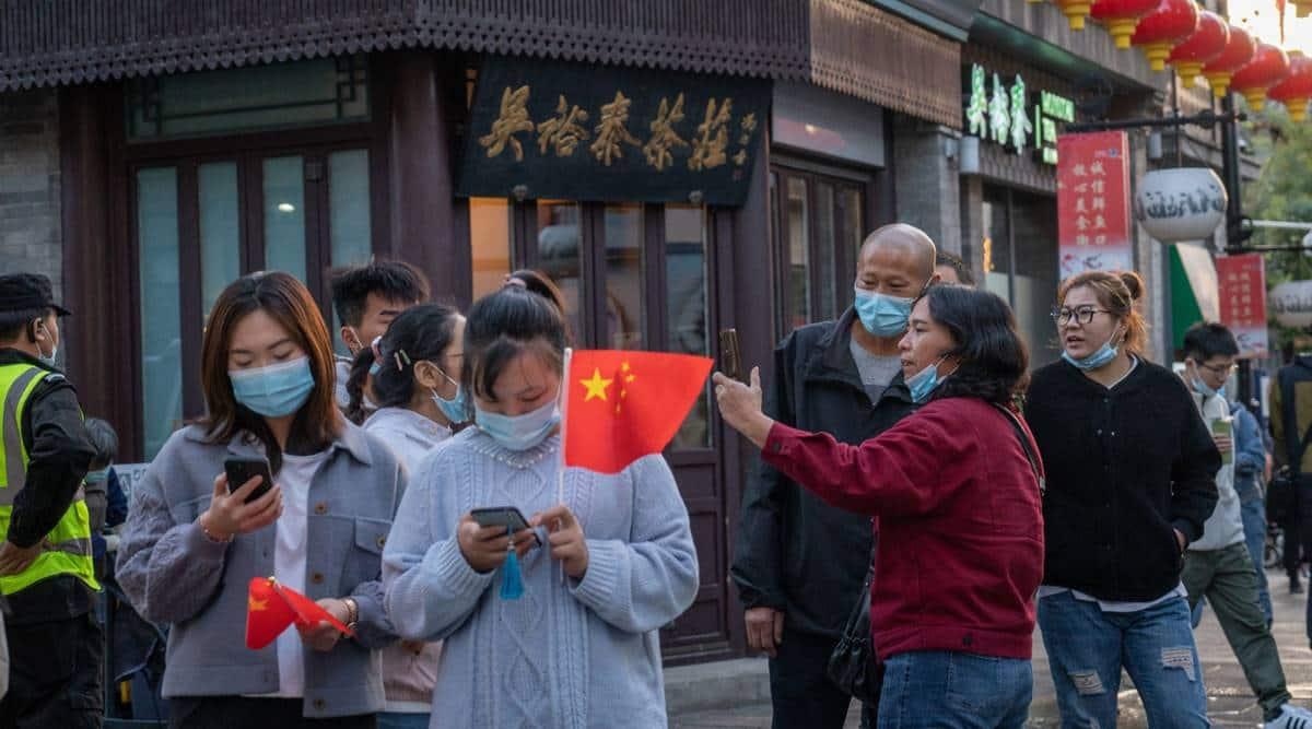 China economy, China-US, Xi Jinping, Communist Part, China Communist Part, world news, indian express