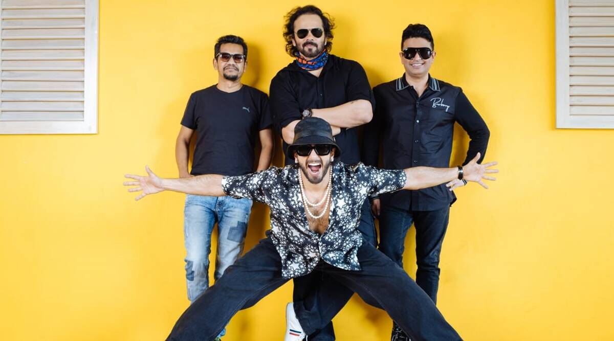 Rohit Shetty and Ranveer Singh reunite for Cirkus | Entertainment News,The  Indian Express