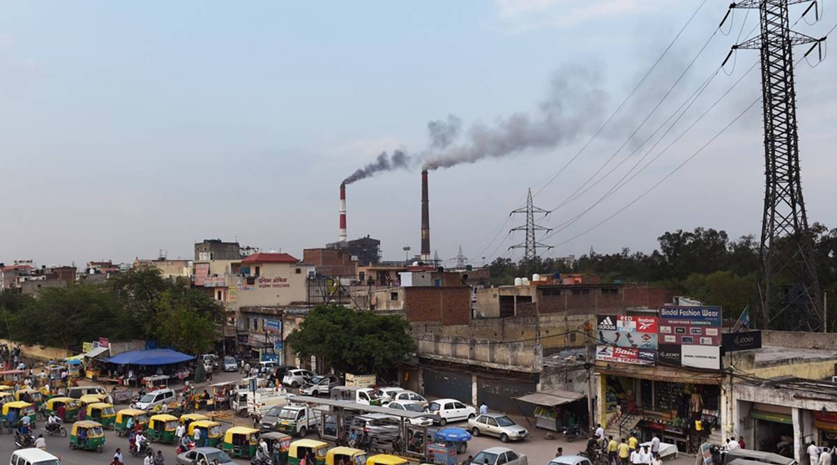 India coal plants, India to close dirtiest coal plants, India coal industry, India green focus, Air pollution, Indian express