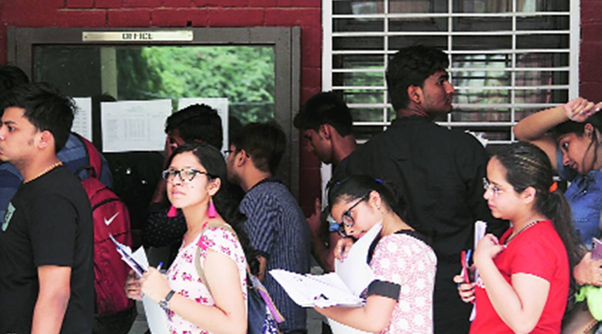 Helplines, WhatsApp groups: DU gears up for online admissions