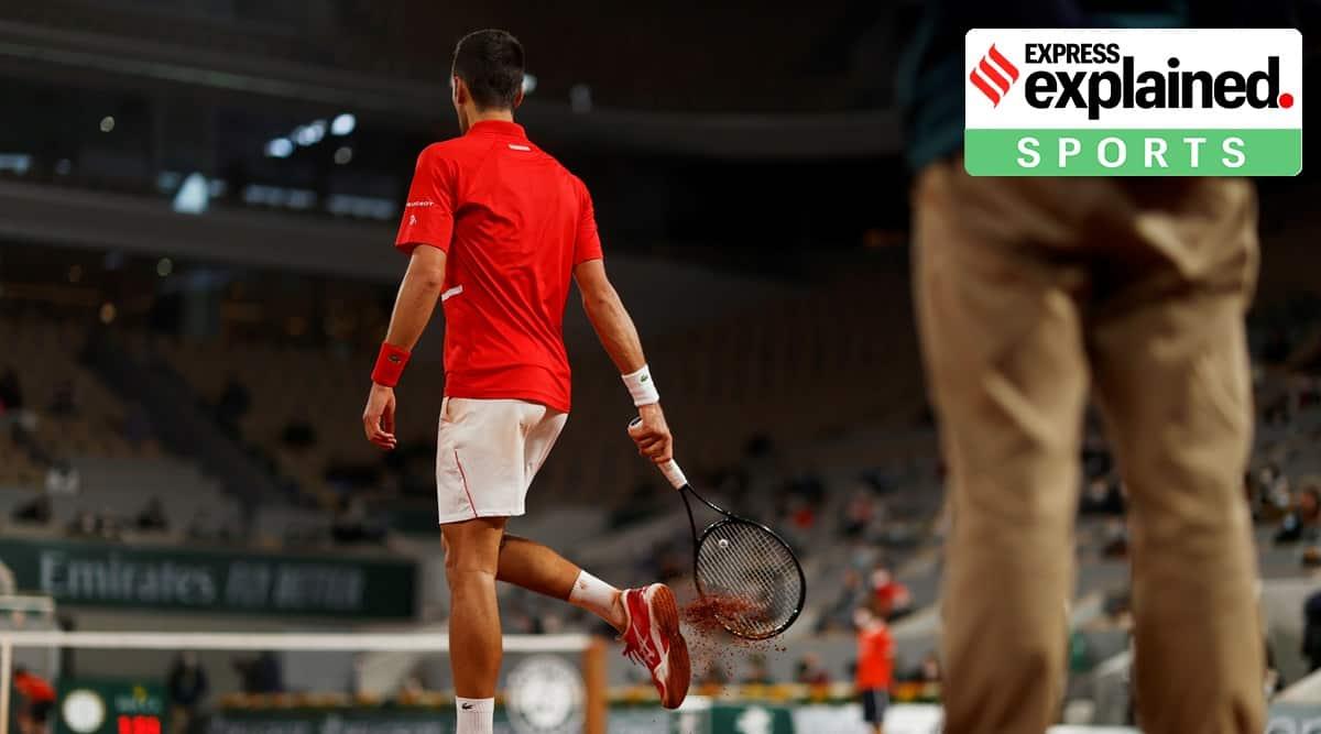 Roland Garros, French Open, Hawk eye technology French Open, French Open news, Djokovic on umpires, Djokovic French Open, Indian Express