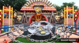 These are the most stunning Durga Puja pandals in Kolkata amid pandemic