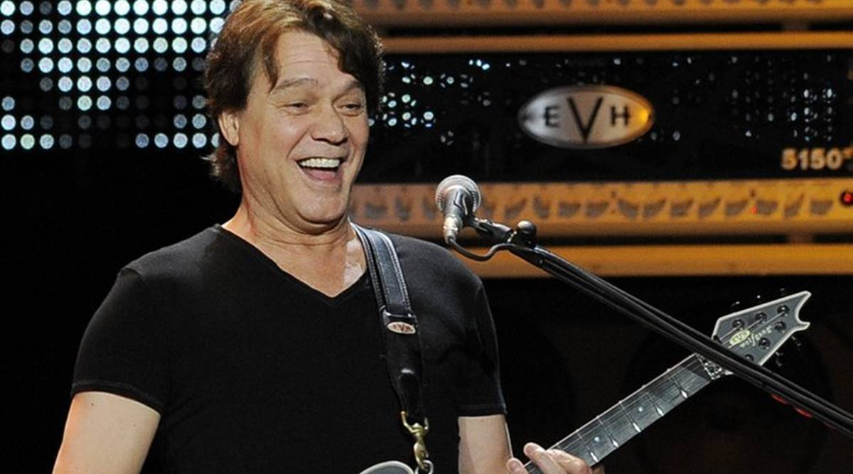 Eddie Van Halen death reactions
