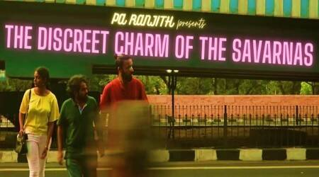 dicreet charm of savarnas pan ranith film